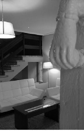 Hotel Cais: RECEPCIÓN