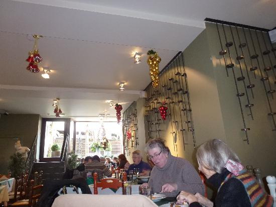 Bar Napoli downstairs