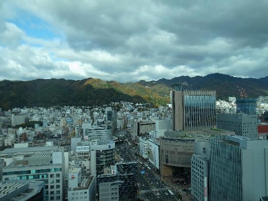 Kobe City Hall (Observation Deck): 六甲