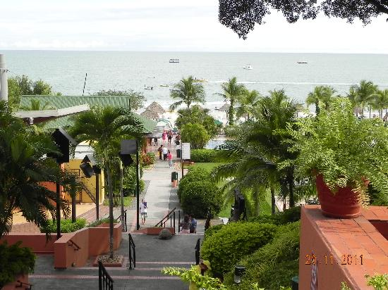 Royal Decameron Beach Resort, Golf & Casino: parque