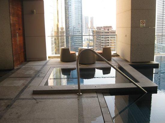 Bonnington Jumeirah Lakes Towers: Spa/jacuzzi