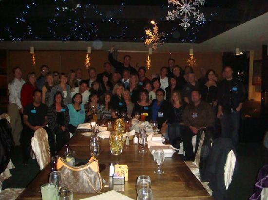 Frasher's Restaurant : Our group
