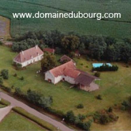 Gannay-sur-Loire, France : Domaine du Bourg