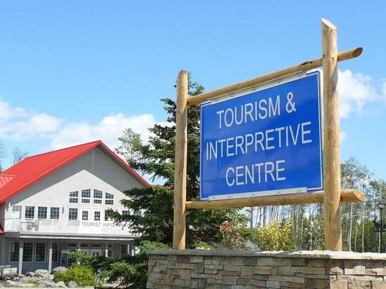 Grande Cache Tourism and Interpretive Centre