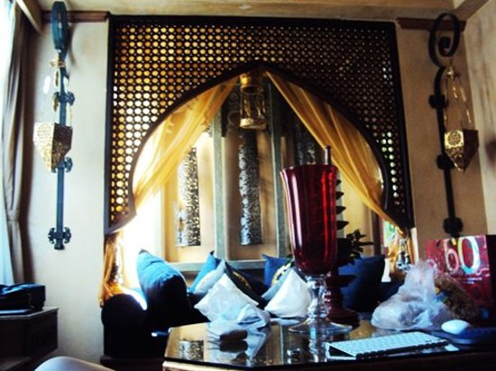 The Baray Villa: in the room
