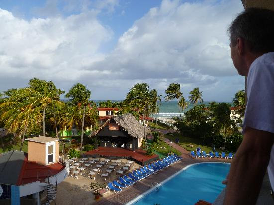 Be Live Experience Las Morlas: View from room 301