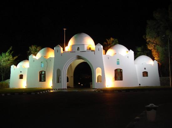 Domina Coral Bay Prestige Hotel: بوابة  السحر دومينا