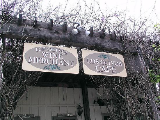 Los Olivos Wine Merchant & Cafe