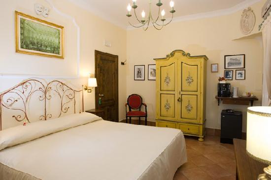Mondo Antico Bed & Breakfast: Camerino del Teatro / Camera Doppia