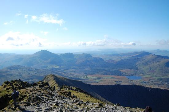 The Vagabond: SNOWDONIA MOUNTAINS