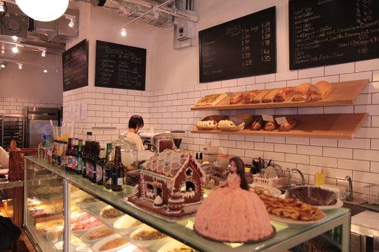 Saffron Bakery Cafe