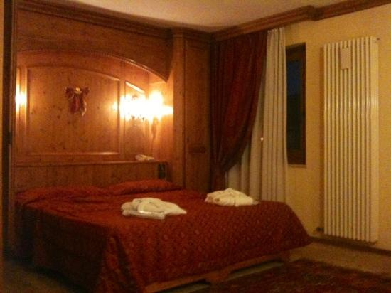 Gallio, Italy: camera da letto standard!!!