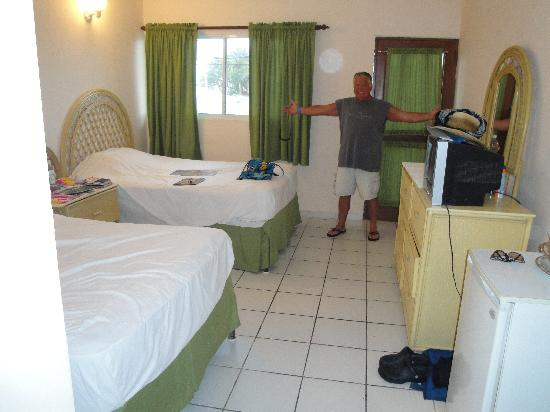 Hotel Bayahibe: our room