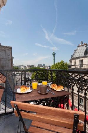 Hotel Central Bastille