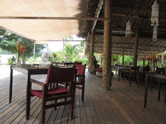 نوفوتوس ستارز ريزورت: Dining Area