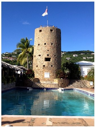Skytsborg Tower a.k.a. Blackbeard's Castle 사진