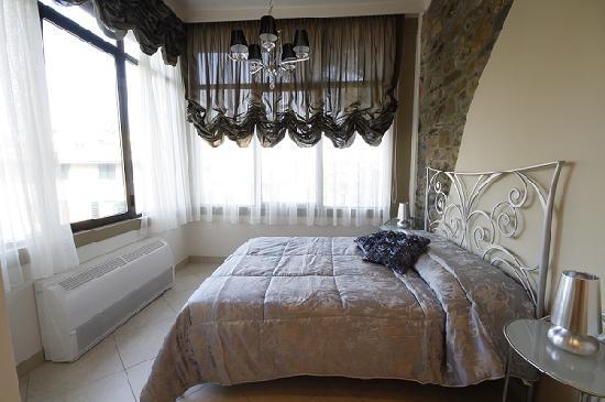Villino il Leone: camera barocca