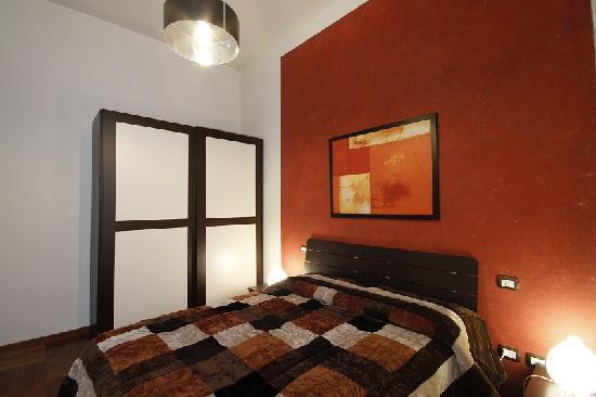 Villino il Leone: camera orientale