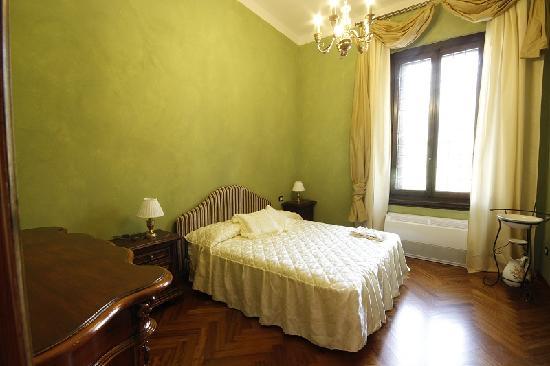 Villino il Leone: appartamento toscano