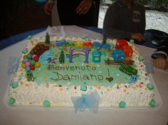 Il Girasole Ai Quintili: La torta Boheme fatta da Mario