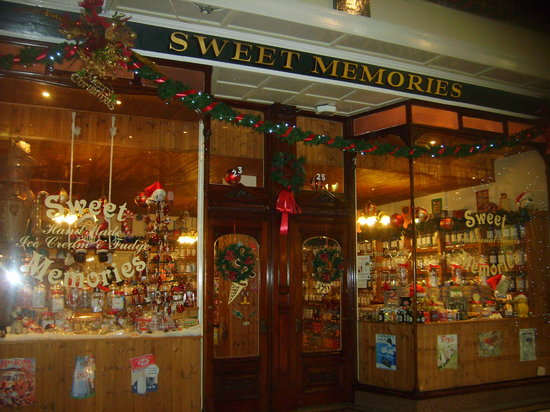 Southport, UK: Sweet Memories