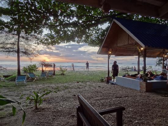Lanta Island Resort: Aufnahme aus dem Spa