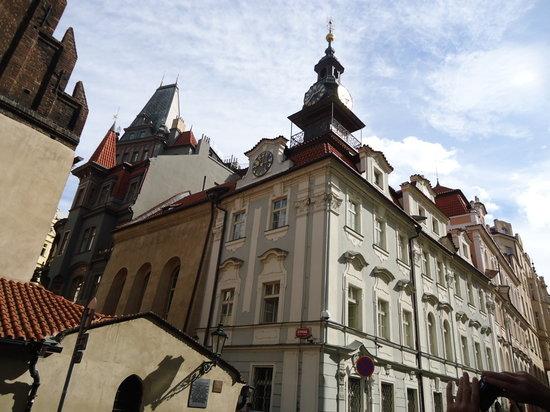Jewish Town Hall (Zidovská radnice)