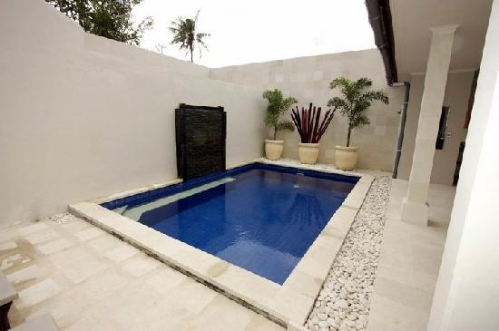 Kuta Regency Villa (B10): Pool are