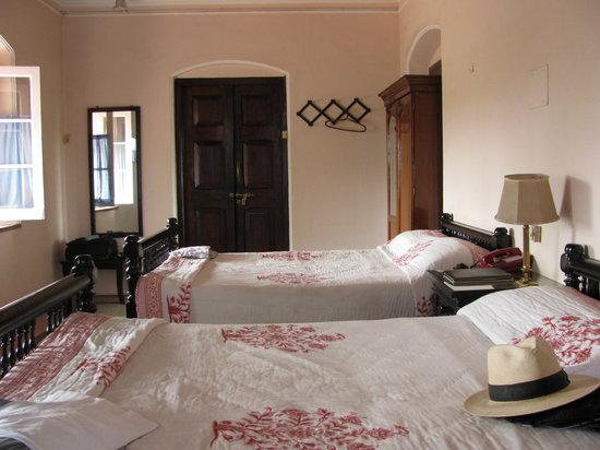 Green Hotel: The Princess's Room