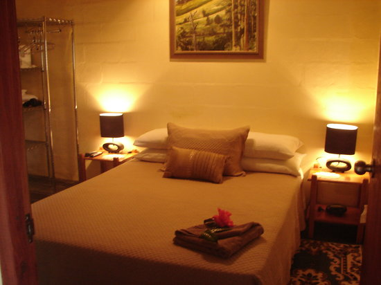 Salisbury Lodge: Deluxe Spa room