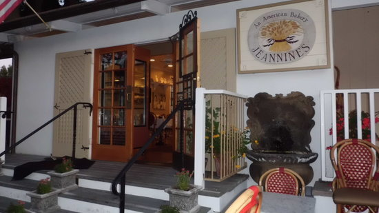 Photo of American Restaurant Jeannine's Bakery & Cafe at 1253 Coast Village Rd, Montecito, CA 93108, United States