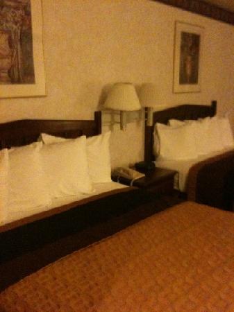 La Quinta Inn & Suites Fresno Northwest: chambres