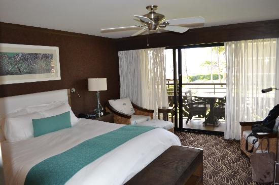 Koa Kea Hotel & Resort: A picture of our room