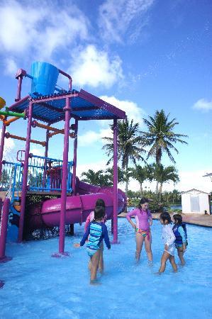 Leopalace Hotel: 子供用プール