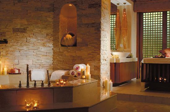 Sanya Marriott Yalong Bay Resort & Spa: Spa room