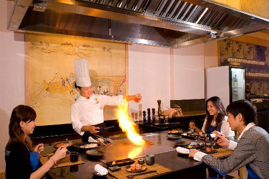Sanya Marriott Yalong Bay Resort & Spa: Edogin Japanese Restaurant