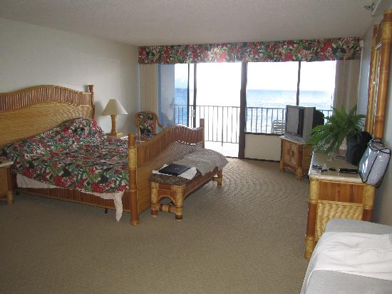 Kahana Beach Resort: Bedroom