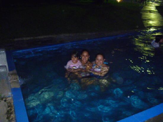 Hotel Los Volcanes: piscina