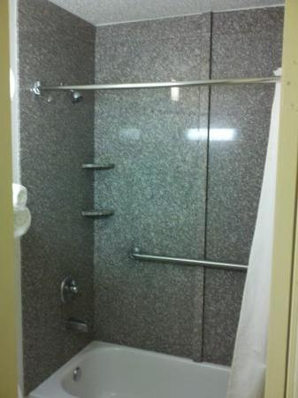 BEST WESTERN Starke: Shower