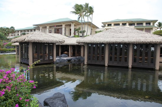Grand Hyatt Kauai Resort & Spa: Tidepool reastaurant