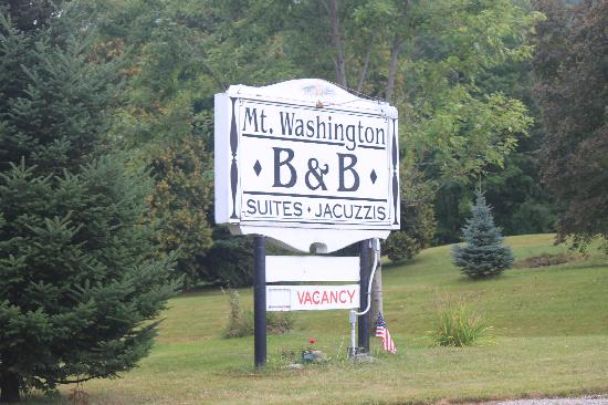Mt. Washington Bed and Breakfast: Our Favorite place to stay in NH