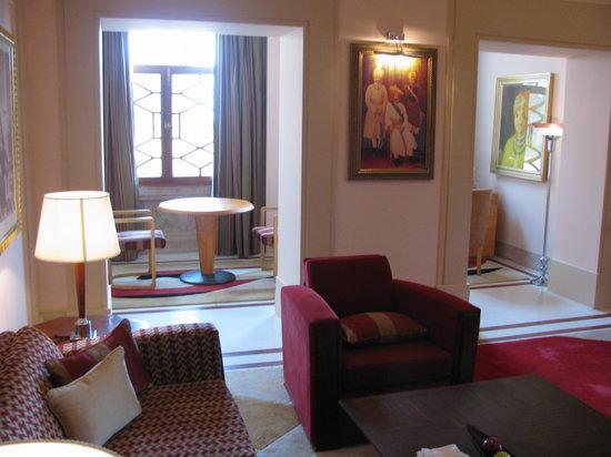 Umaid Bhawan Palace Jodhpur: Historical Suite