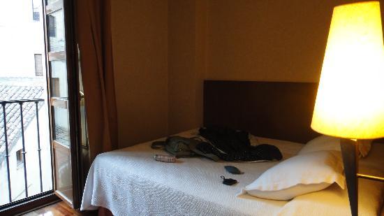 NH Salamanca Palacio de Castellanos: Room with a view