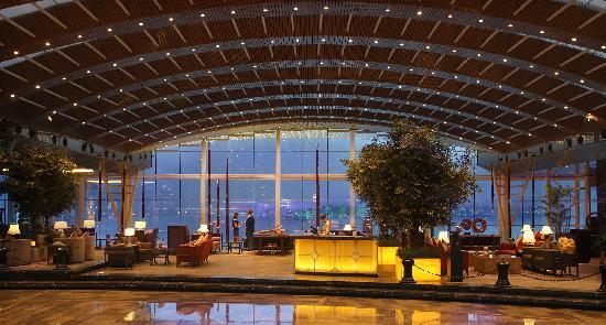 Crowne Plaza Hotel Suzhou: Lobby