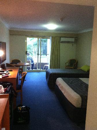 Galaxy Motel : Room 44