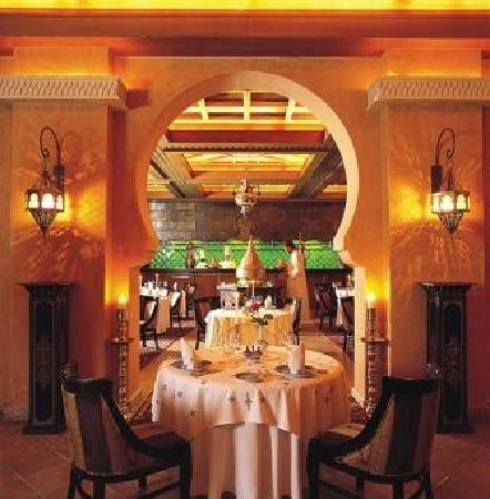 The Palace at One&Only Royal Mirage Dubai: Tagine - Moroccan Cuisine at The Palace at One&Only Royal Mirage