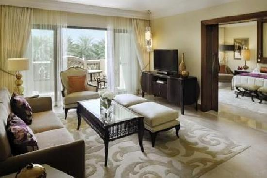 The Palace at One&Only Royal Mirage Dubai: Superior Executive Suite at The Palace at One&Only Royal Mirage