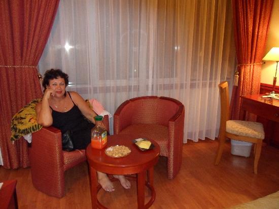 Panorama Grand Hotel: Татьяна