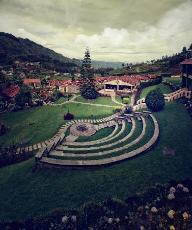 Hill Country Kodaikanal: A view of the grounds