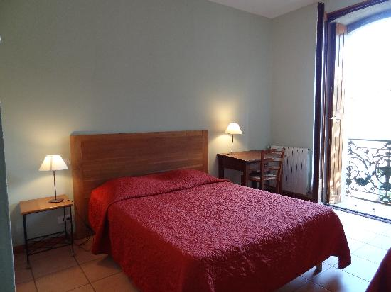 Les Santolines: chambre 1